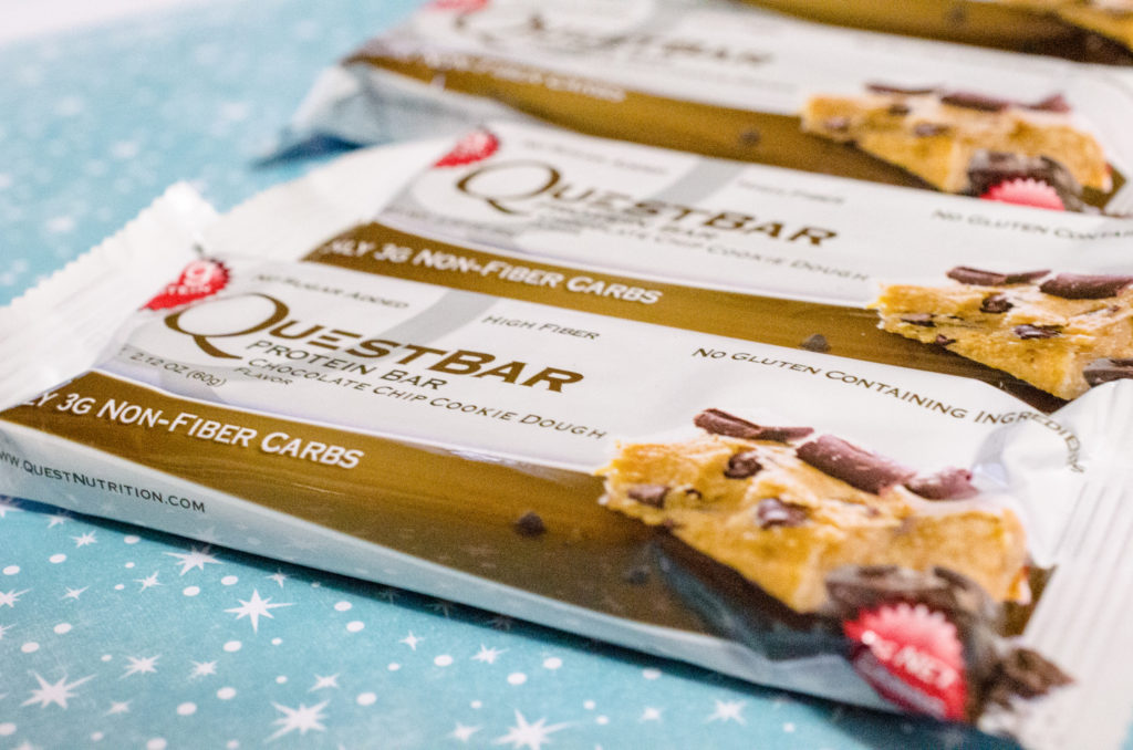 Differences between protein bars