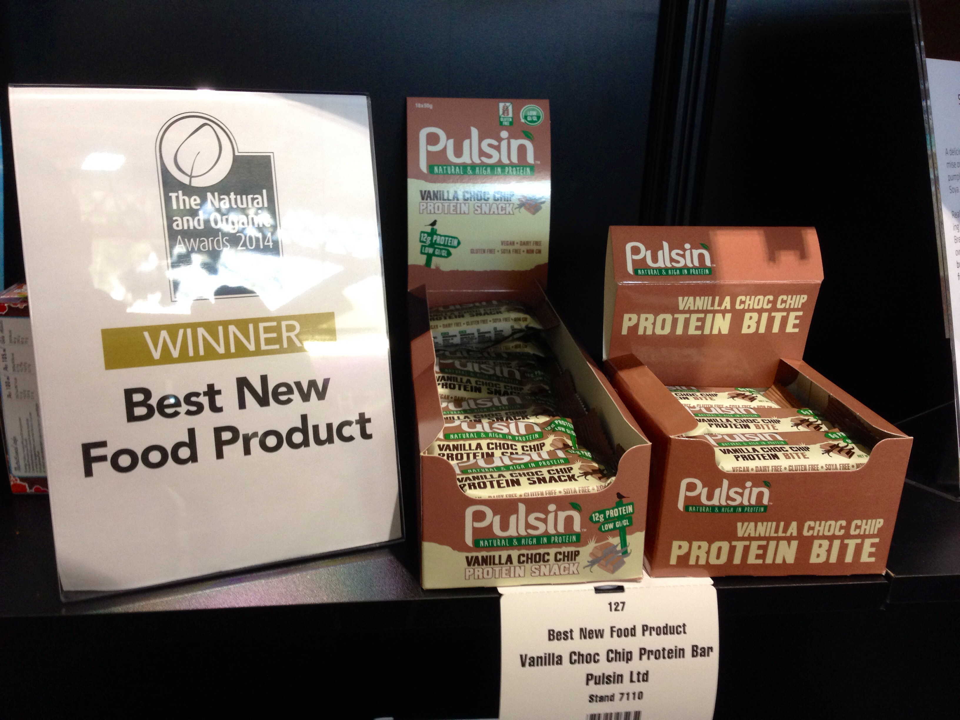 Comparing Protein Bars